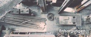 Entsorgungs firma in Berlin